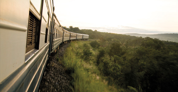 [AUDIO] The Future of the Tanzam Railway