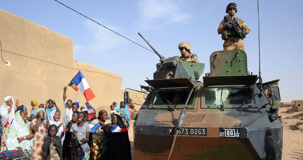 """Leading Africa expert in China: French intervention in Mali """"was necessary"""""""