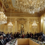 Guerre des Sommets Afrique Chine France