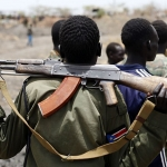 [AUDIO] China halts arms sales to S. Sudan (wait, what?)