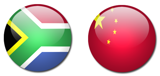 [AUDIO] South Africa: China's BFF in Africa