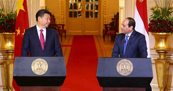 [AUDIO] China's risky gamble to become a major player in the Mideast & North Africa