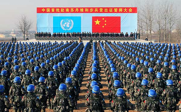 [PODCAST] The UN's role in China's African development agenda
